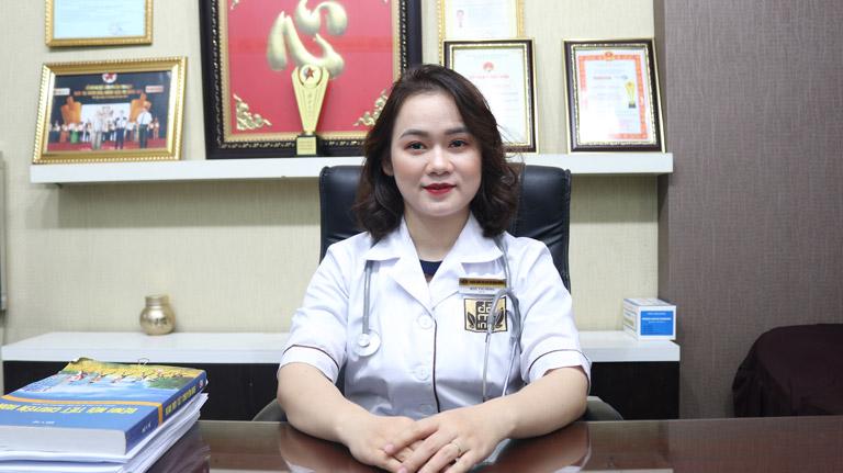 BS Ngô Thị Hằng