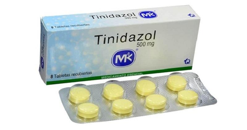 Tinidazol, Metronidazol là 2 loại thuốc Tây y chuyên chữa viêm âm đạo do Trichomonas