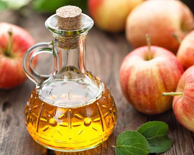 Giấm táo tự nhiên có tác dụng cải thiện tình trạng viêm nhiễm rất hiệu quả