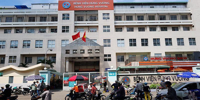 Bệnh Viện Hùng Vương là địa chỉ khám và chữa viêm âm đạo được nhiều chị em tin tưởng