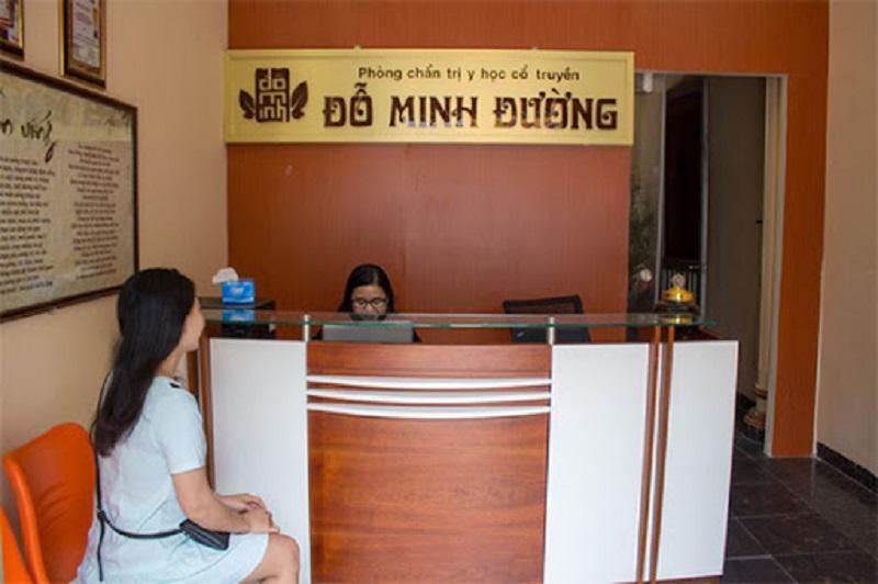 Nhà thuốc Đỗ Minh Đường - địa chỉ khám chữa phụ khoa uy tín
