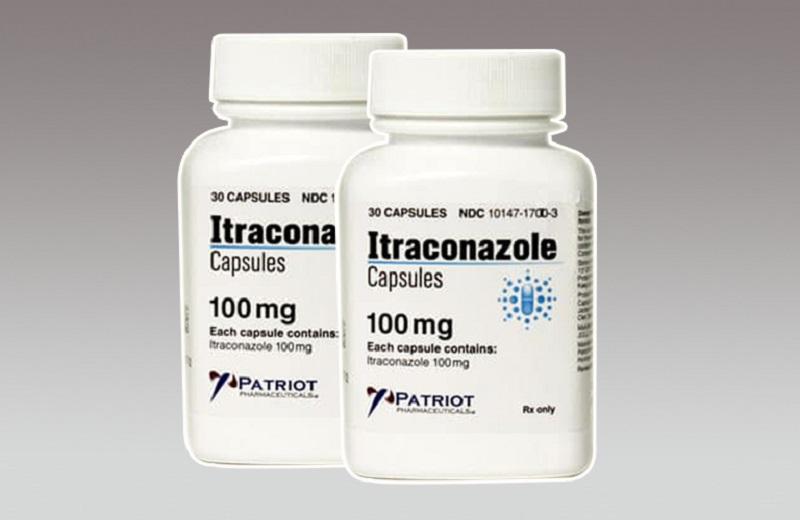 Itraconazole được điều chế dưới dạng viên nang cứng dùng để đặc trị ký sinh trùng, tiêu viêm