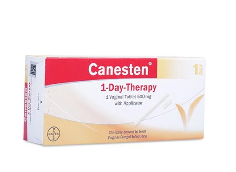 Canesten là thuốc chữa viêm âm đạo lành tính thuộc nhóm Azol