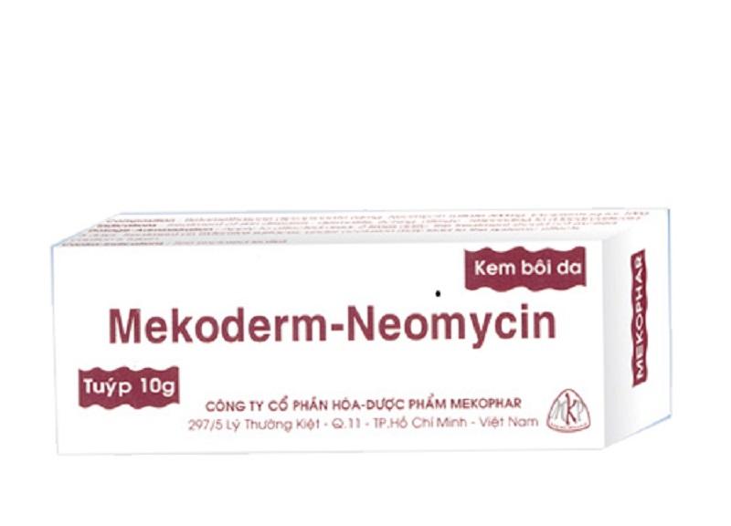 Neomycin là một trong những loại thuốc hàng đầu điều trị viêm âm đạo hàng đầu hiện nay