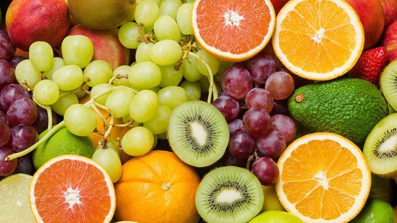Bổ sung thật nhiều hoa quả để có nhiều vitamin tốt hơn cho sức khỏe, đặc biệt là với chị em bị viêm âm đạo