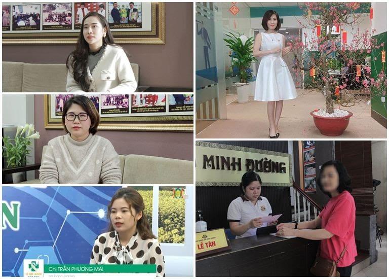 Hàng ngàn phụ nữ Việt đã tin tưởng lựa chọn nhà thuốc Đỗ Minh Đường để điều trị các bệnh lý phụ khoa