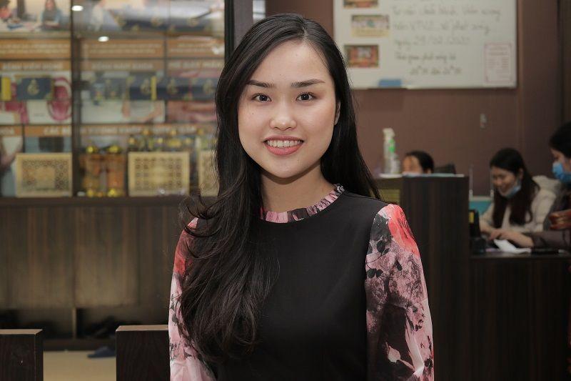 Mẹ bầu Hoài Thương điều trị nấm âm đạo tại Đỗ Minh Đường