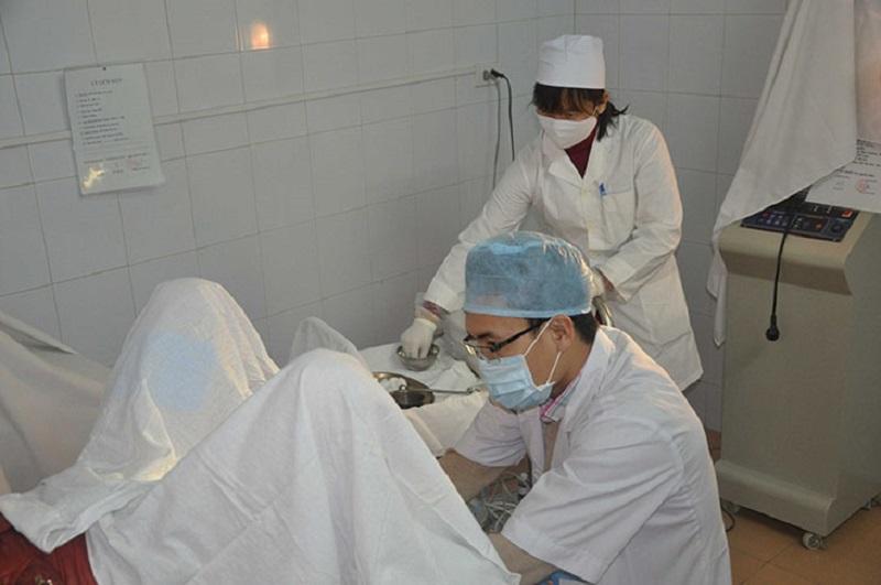 Đốt viêm âm đạo là một trong những hoạt động can thiệp ngoại khoa phổ biến được chị em áp dụng hiện nay