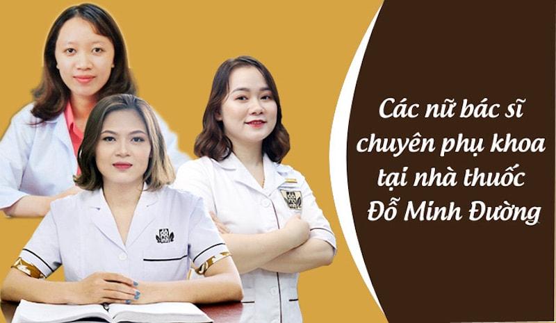Tại nhà thuốc Đỗ Minh Đường hiện đang có dịch vụ thăm khám viêm âm đạo hoàn toàn miễn phí