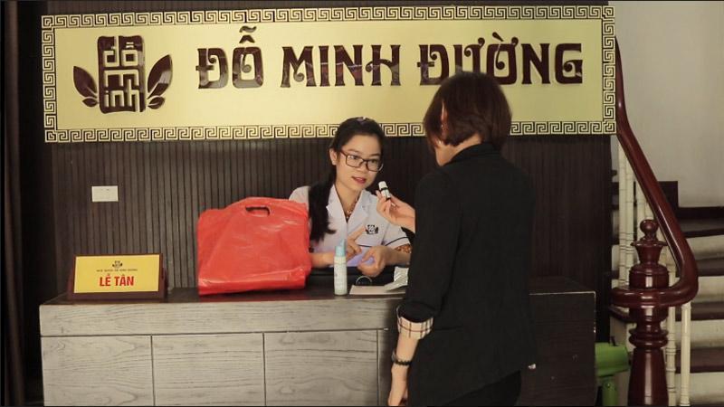 Chị Nhàn lấy thêm 1 liệu trình thuốc Phụ Khang Đỗ Minh