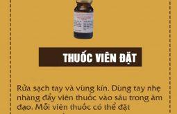 Thuốc đặt viêm âm đạo Phụ Khang Đỗ Minh đảm bảo an toàn và lành tính