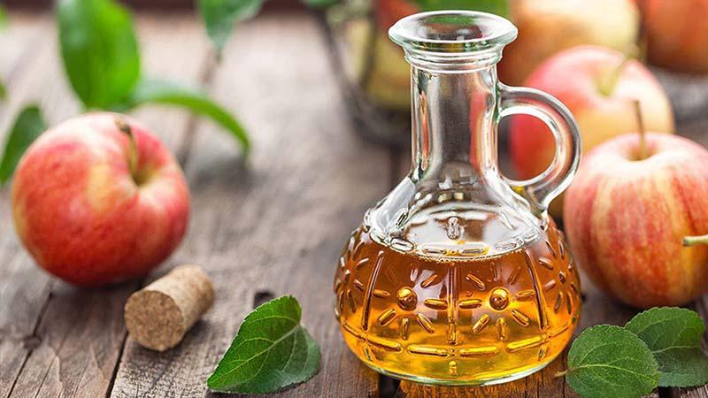 Dùng giấm táo điều trị nấm candida tự nhiên tại nhà