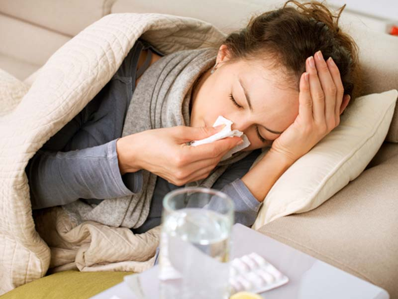 Bệnh nấm âm đạo làm suy giảm hệ miễn dịch